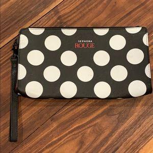 Clutch or makeup bag Sephora